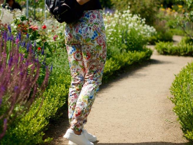 BlumenprintHose